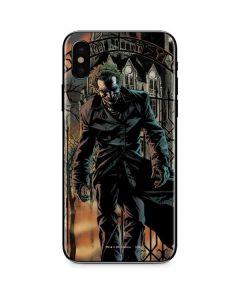 Arkham Asylum - The Joker iPhone XS Max Skin