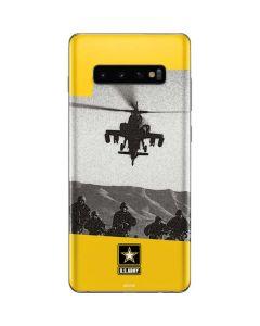 Army Chopper Galaxy S10 Plus Skin