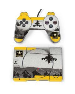 Army Chopper PlayStation Classic Bundle Skin