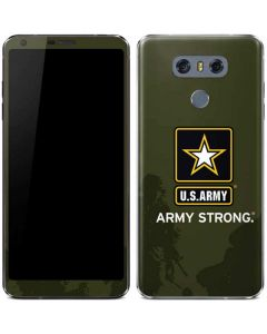 Army Strong - Army Soldiers LG G6 Skin