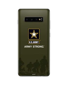 Army Strong - Army Soldiers Galaxy S10 Plus Skin