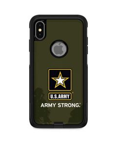 Army Strong - Army Soldiers Otterbox Commuter iPhone Skin