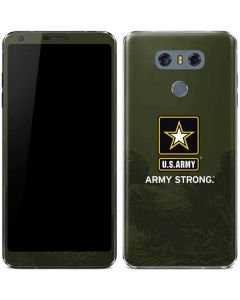 Army Strong - Eagle Crest LG G6 Skin