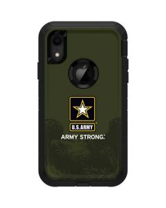 Army Strong - Eagle Crest Otterbox Defender iPhone Skin