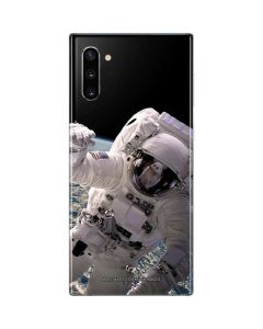 Artists Concept of an Astronaut Floating in Outer Space Galaxy Note 10 Skin