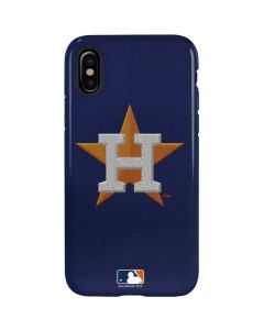 Astros Embroidery iPhone X Pro Case