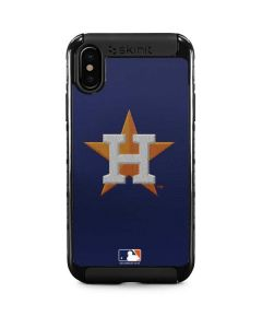 Astros Embroidery iPhone XS Max Cargo Case