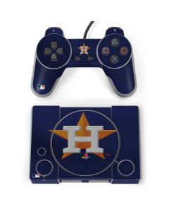Astros Embroidery PlayStation Classic Bundle Skin