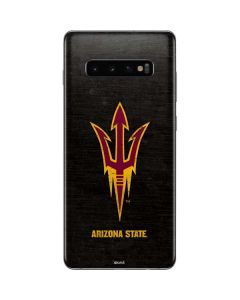ASU Arizona Pitchfork Galaxy S10 Plus Skin