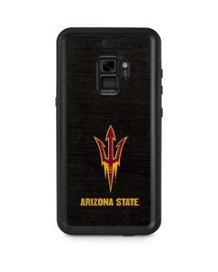 ASU Arizona Pitchfork Galaxy S9 Waterproof Case