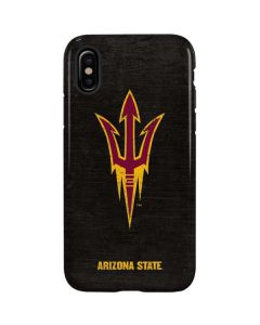 ASU Arizona Pitchfork iPhone X Pro Case
