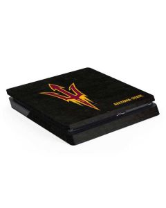 ASU Arizona Pitchfork PS4 Slim Skin
