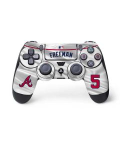 Atlanta Braves Freeman #5 PS4 Controller Skin