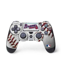 Atlanta Braves Game Ball PS4 Pro/Slim Controller Skin