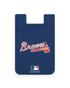 Atlanta Braves Phone Wallet Sleeve