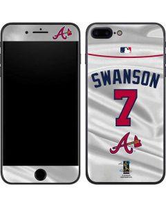 Atlanta Braves Swanson #7 iPhone 7 Plus Skin