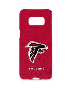 Atlanta Falcons - Alternate Distressed Galaxy S8 Plus Lite Case