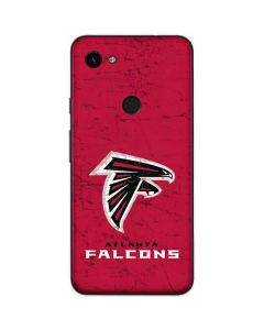Atlanta Falcons - Alternate Distressed Google Pixel 3a Skin