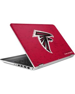 Atlanta Falcons - Alternate Distressed HP Pavilion Skin