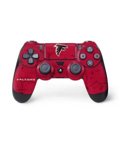 Atlanta Falcons - Alternate Distressed PS4 Controller Skin