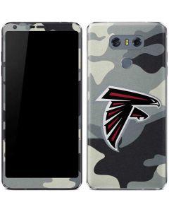 Atlanta Falcons Camo LG G6 Skin