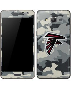 Atlanta Falcons Camo Galaxy Grand Prime Skin
