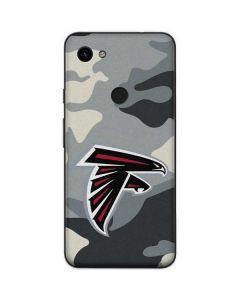 Atlanta Falcons Camo Google Pixel 3a Skin
