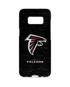 Atlanta Falcons Distressed Galaxy S8 Plus Lite Case