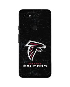 Atlanta Falcons Distressed Google Pixel 3a Skin