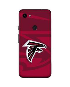 Atlanta Falcons Double Vision Google Pixel 3a Skin