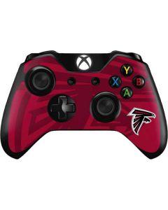 Atlanta Falcons Double Vision Xbox One Controller Skin