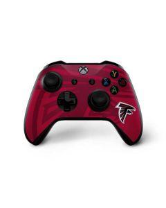 Atlanta Falcons Double Vision Xbox One X Controller Skin
