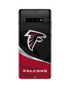 Atlanta Falcons Galaxy S10 Plus Skin