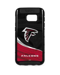 Atlanta Falcons Galaxy S7 Edge Cargo Case