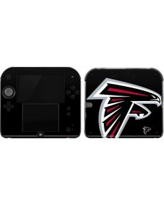 Atlanta Falcons Large Logo 2DS Skin