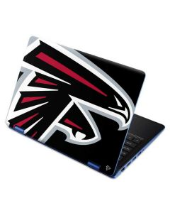 Atlanta Falcons Large Logo Aspire R11 11.6in Skin