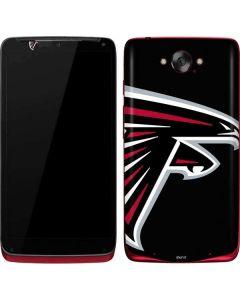 Atlanta Falcons Large Logo Motorola Droid Skin