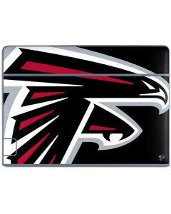Atlanta Falcons Large Logo Galaxy Book Keyboard Folio 10.6in Skin