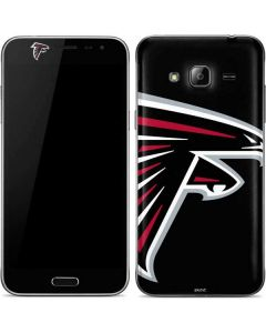 Atlanta Falcons Large Logo Galaxy J3 Skin