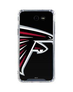Atlanta Falcons Large Logo Galaxy J7 (2017) Clear Case