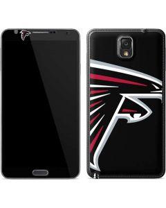 Atlanta Falcons Large Logo Galaxy Note 3 Skin