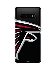 Atlanta Falcons Large Logo Galaxy S10 Plus Skin
