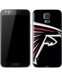 Atlanta Falcons Large Logo Galaxy S5 Skin