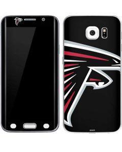 Atlanta Falcons Large Logo Galaxy S6 Edge Skin