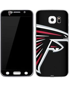 Atlanta Falcons Large Logo Galaxy S6 Skin