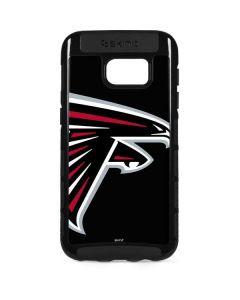 Atlanta Falcons Large Logo Galaxy S7 Edge Cargo Case