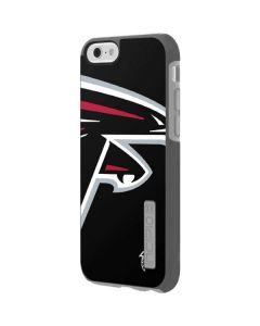 Atlanta Falcons Large Logo Incipio DualPro Shine iPhone 6 Skin