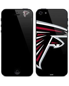 Atlanta Falcons Large Logo iPhone 5/5s/SE Skin
