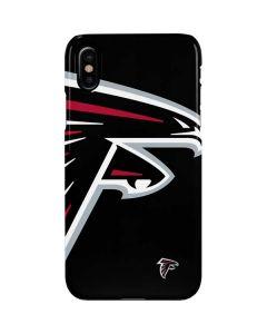 Atlanta Falcons Large Logo iPhone XS Max Lite Case