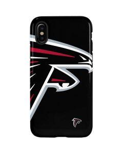 Atlanta Falcons Large Logo iPhone XS Pro Case